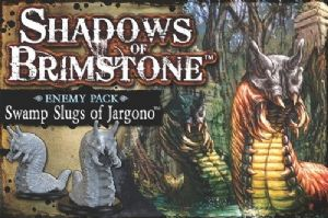 Shadows of Brimstone : Swamp Slugs of Jargono Enemy Pack